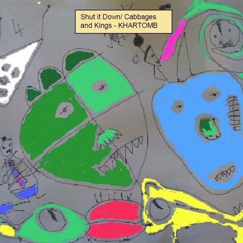Khartomb - Shut it Down (Mistrust remix)- out 1st May 2015