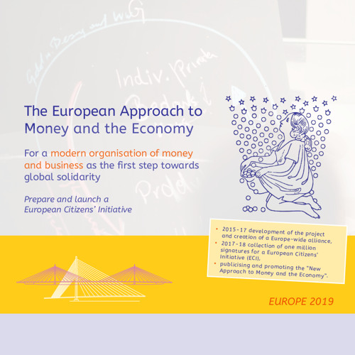 The European Approach to Money and the Economy (audio)