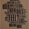 Like A Rolling Stones ( Bob Dylan Remix )