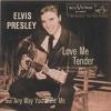 Love Me Tender On Guitar - Elvis Presley