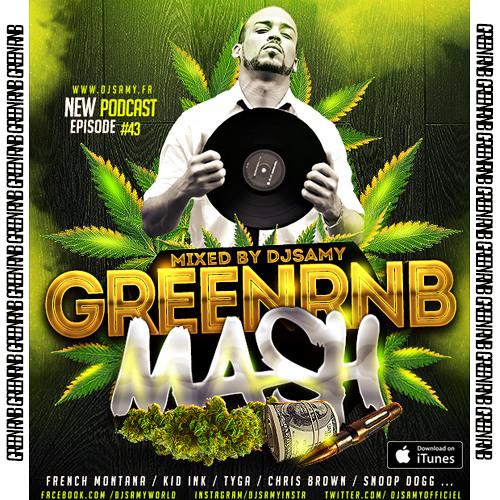 GREEN RNB MASH (Hip Hop & RnB)