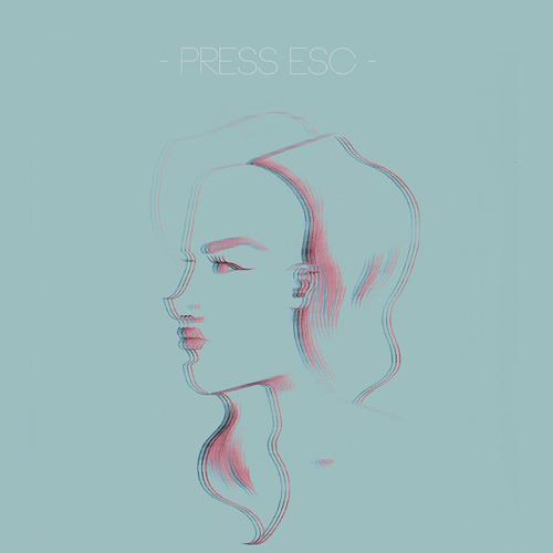 Press Esc