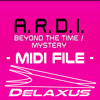 A.R.D.I - Beyond the Time ( MIDI FILE )
