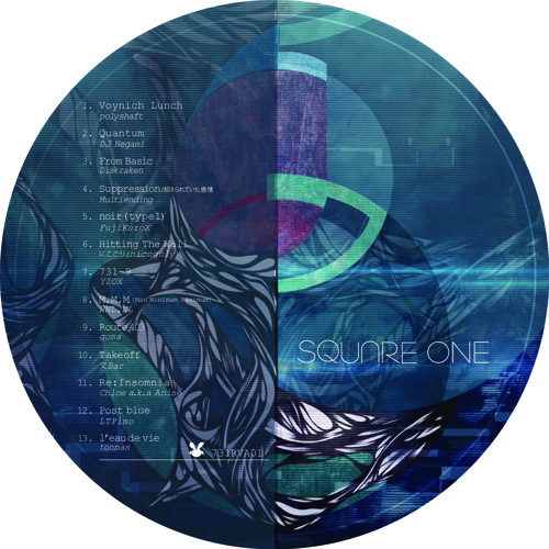 SQUARE_ONE 731MIX