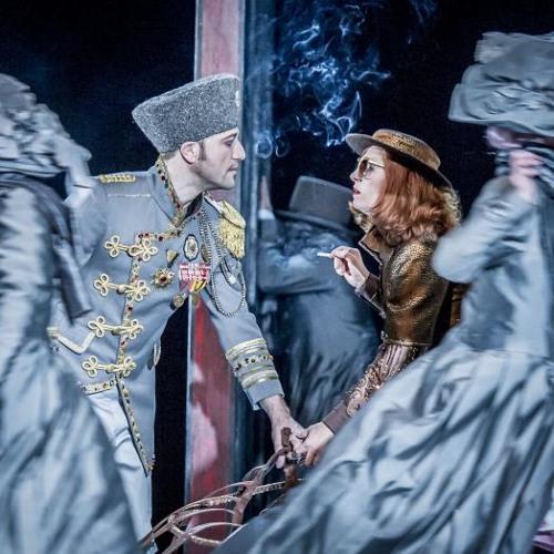 Anna Kanrenina - Tiroler Landestheater Premiere: 7.3.2015 Musik: Viola Kramer