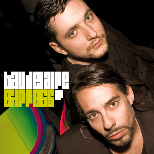 Baudelaire Express - Like A Stone (PREVIEW)