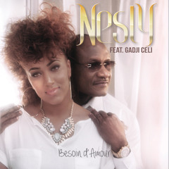 Nesly - - --Besoin D'amour - --- Feat Gadji Celi (Dec 2014 New Album)