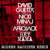 David Guetta ft. Nicki Minaj & Afrojack - Hey Mama (Modern Machines Remix)