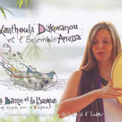 XANTHOULA DAKOVANOU & ANASSA