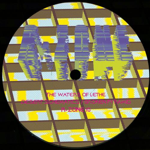 R-Zone 10 - The Waters Of Lethe / Desert Schematics / Broken Pyramids