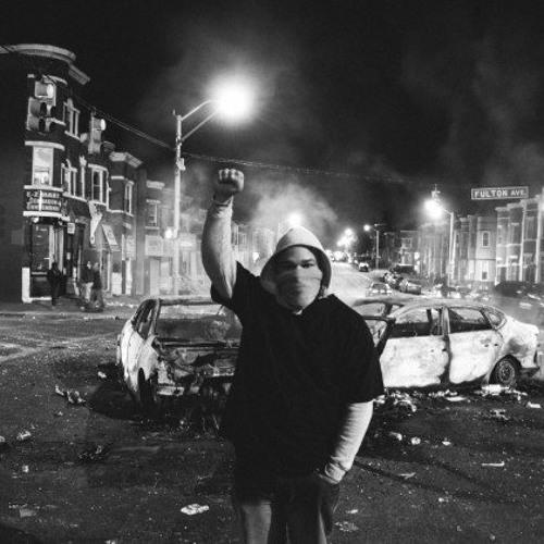 Episode 47 - #BaltimoreRiots f/LarryTheSequel