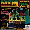 Kingston Dub Club - Rockers Soundstation x Sista Luna [FR] x Lion Vibes [UK] 4.5.2015