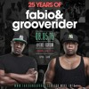 25 Years of Fabio & Grooverider shouts & respect from the scene.