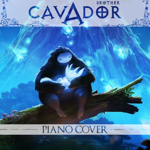 Ori, Lost In The Storm - Brother Cavador piano cover