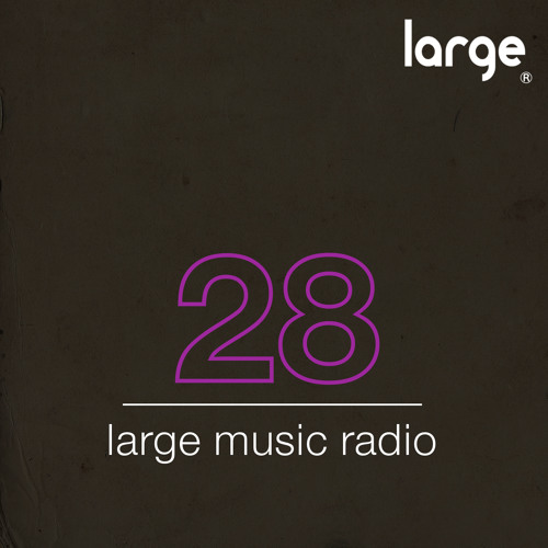 Large Music Radio #28 mixed by The Checkup