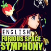 [Moretsu Space Pirates] Furious Space Symphony (English Cover by S.R.M.)