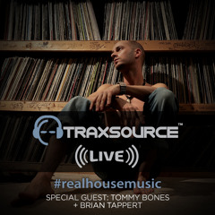 Traxsource LIVE! #7 with Tommy Bones