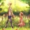 Hotarubi No Mori E OST 10. Kanakana Shigure