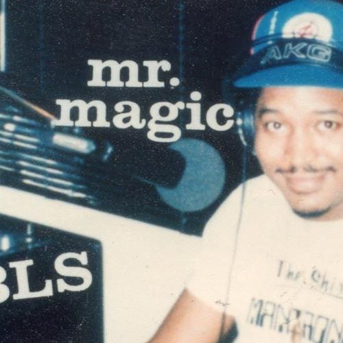 Mr. Magic Disco Showcase 1981 (10 - 10 - 1981 Show Intro) WHBI 105.9