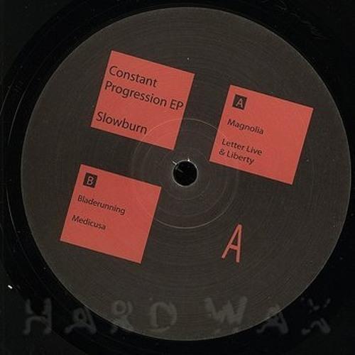 ESR004 - Slowburn / Constant Progression EP - b1 Bladerunning