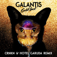 Galantis Gold Dust (CRNKN & Hotel Garuda Remix) Artwork
