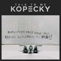 Kopecky Talk To Me Artwork