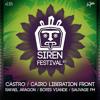 SIREN FESTIVAL #3  [CASTRO / CAIRO LIBERATION FRONT / RAFAEL ARAGON / BORIS VIANDE / SAUVAGE FM