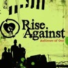 Rise Against - Audience Of One (Acoustic Guitar-Only Cover)