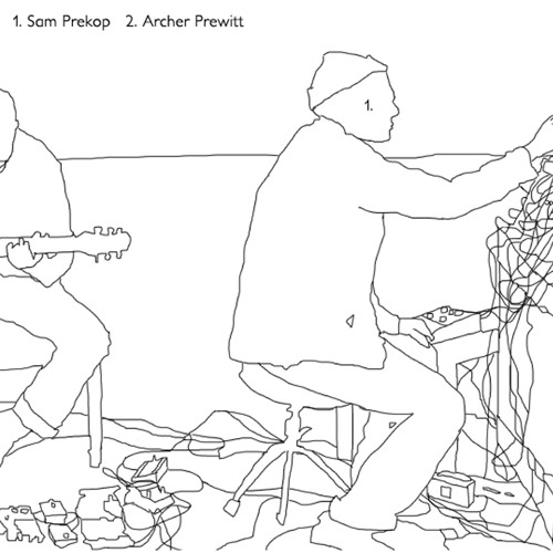 CHIRP Factory Session 003 - Sam Prekop & Archer Prewitt