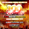 100 DEGREES: SUN 24TH MAY 2015 - OLD TO NEW BASHMENT MIX - (Mixed by Younger Melody & DJ Jamrock)