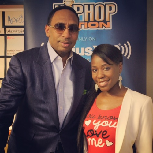 "Ear Candy ON DEMAND Ep. 160 ""Breakfast with Stephen A. Smith"""