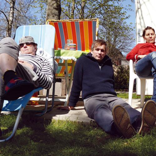 Alte Sau - Drei Sorten Flöhe