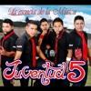 Grupo Juventud 5 -El Chivo Flaco- Chilena 2015 Portada del disco