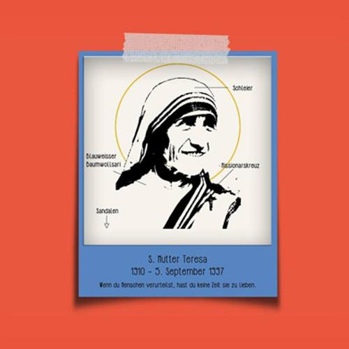 Mutter Teresa – WOLKE7