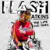 Flash Atkins - A New Kind Of Superhero Feat. Aggie Frost (96 kbs clip)