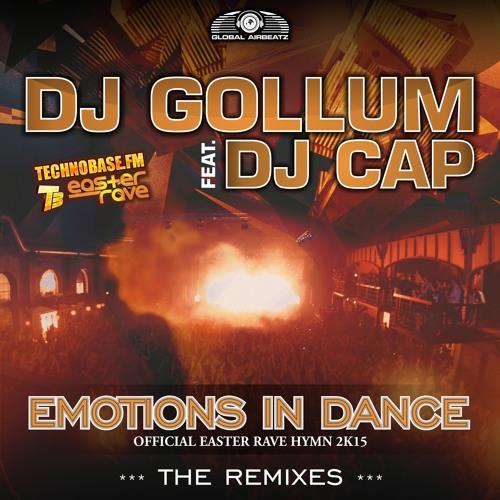 DJ Gollum Feat. DJ Cap - Emotions In Dance (Easter Rave Hymn 2k15) (DanBeam Teaser)