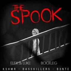 KSHMR - The Spook (feat. BassKillers & B3nte) [Elek & Luke Bootleg]