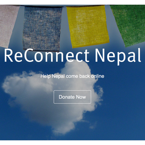 TDYR 244 - Please Help ReConnect Nepal