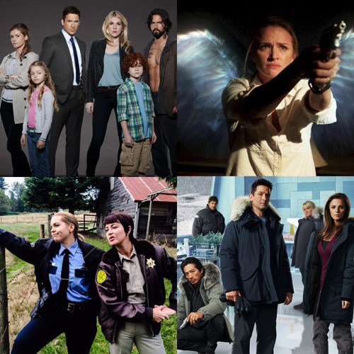 Podcast 16 - The Messengers, Wayward Daughters