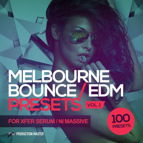 Melbourne Bounce / EDM Presets - For Xfer Serum + NI Massive