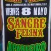 MESQUIT RODEO SANGRE FELINA-APARECIDO-TORMENTA CHICANA VIER 8 DE MAYO Portada del disco