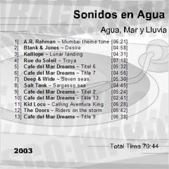 Sonidos en Agua (Remix)