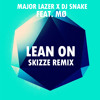 Download Lagu Major Lazer & Dj Snake feat. MØ - Lean On (Skizze Remix)