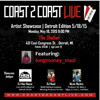 Coast 2 Coast LIve - Ms Williams