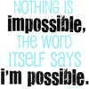 IMPOSSIBLE? LYRICS B.T. DABLESST BEAT BY DNICE