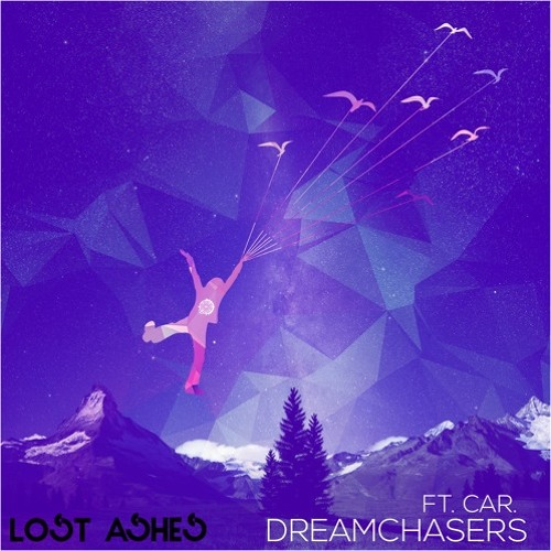 Lost Ashes - Dreamchasers (feat. Car) [Creative Commons]