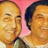 Evergreen hits of Rafi and Kishore