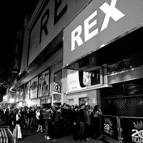Live At Rex Club Paris 20 - 03 - 15
