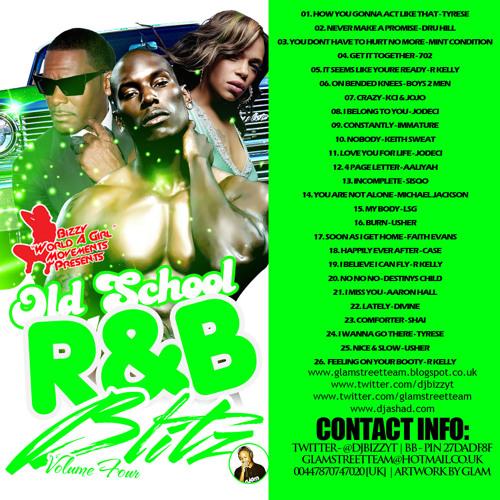 😍 💦 90s RnB Slow Jam  ❤️💘❣️⏪ Old School RnB Blitz Vol 4 - BIZZY MOVEMENTS UK