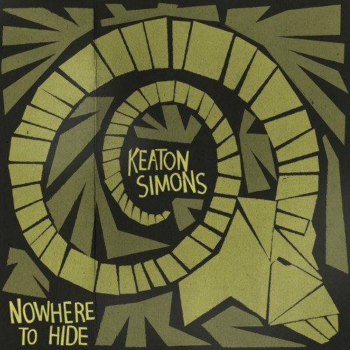 Keaton Simons - Nowhere To Hide LP